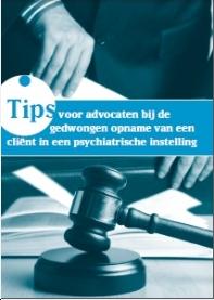 tips advocaat gedwongen opname